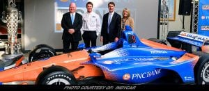Ganassi Brings Hometown Flavor To Sponsor Scott Dixon's IndyCar Series Effort In '18