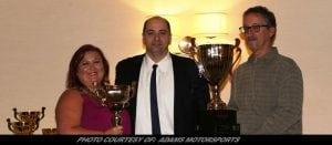 Gignac, Adams Motorsports Recognized For 2018 Championship