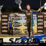 Hoffman Passes Stremme To Take Night Two Of DIRTcar Nationals At Volusia