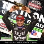 Donny Schatz Goes Two-For-Two With All Stars At Volusia Speedway Park
