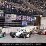 TQ, Slingshot, Champ Kart Drivers In Albany For First Races At Times Union Center This Weekend