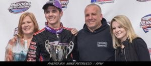 One Proud Papa! Joey Payne Watches His Son Achieve Indoor TQ Excellence In Albany