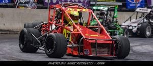 Tim Nye Impresses Early On At Albany Indoor TQ Event