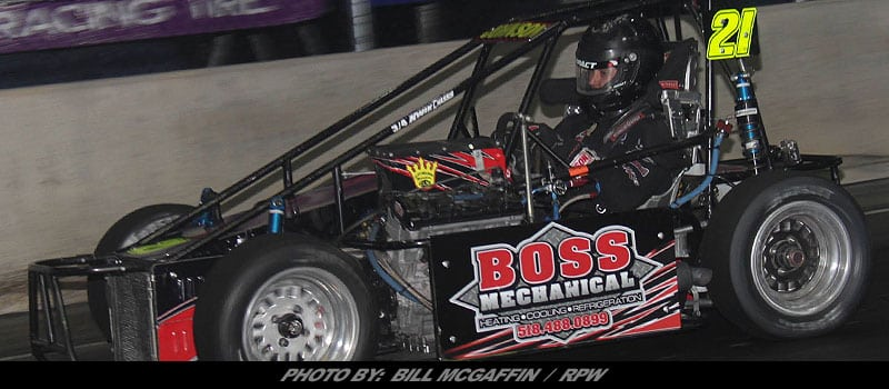 Marc Johnson Hits A Few Rough Patches In Friday Night TQ Action In