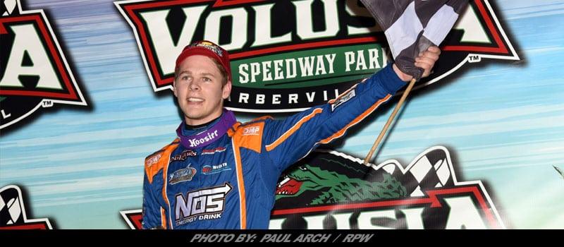 Bubba Raceway Park >> Sheldon Haudenschild Thrills Crowd For First WoO Sprint Win In 40th Season Opener – Race Pro Weekly