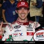 Michael Self Survives Daytona; Wins ARCA Lucas Oil 200