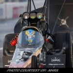 Millican, Hagan, Nobile Secure Top Qualifying Spots At NHRA Winternationals