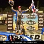 Nick Hoffman Picks Up Third Win Of DIRTcar Nationals; Clinches Gator Championship Spot