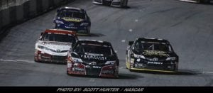 Gilliland Edges Burton In K&N East 'Win For The Ages' At New Smyrna