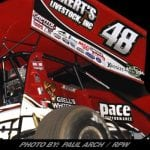 Dietrich Records Trio Of All Star Top-Tens During Sprint Car Action In Florida