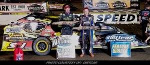 Strickler Wins The Money; Hoffman Wins Third Consecutive UMP DIRTcar Nationals Title
