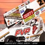 Brian Brown Caps DIRTcar Nationals With World Of Outlaws Dash Victory & Top 10 Finish