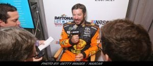 Despite Banner NASCAR Cup Title Year, Martin Truex Jr. Feels He's Capable Of More