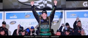 Johnny Sauter Looking For Hat Trick In NASCAR Camping World Truck Series Opener