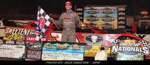 Tim McCreadie's In The Right Place At The Right Time; Takes WoO LM Series Opener
