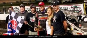 Siri Puts Everyone On Notice; He's For Real With First Career Win At DIRTcar Nationals