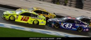 Best Friends Ryan Blaney & Bubba Wallace Proving To Be Contenders At Daytona
