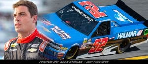 Promising Truck Series Run Ends With With Accident At Daytona For Stewart Friesen