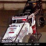 Tyler Courtney Takes Night Two Of USAC Winter Games At Bubba Raceway Park