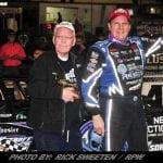 Scott Bloomquist Sweeps WoO LM DIRTcar Nationals Night At Volusia