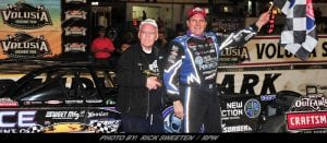 Scott Bloomquist Sweeps WoO LM DIRTcar Nationals Night At Volusia