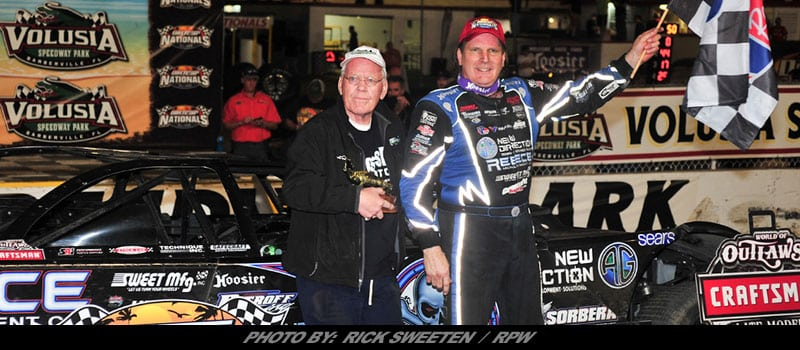 Bubba Raceway Park >> Scott Bloomquist Sweeps WoO LM DIRTcar Nationals Night At Volusia – Race Pro Weekly