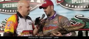 Watertown NY-Native Tim McCreadie Captured First DIRTcar Nationals Big-Block Mod Championship