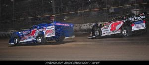 Sheppard Takes DIRTcar Nationals WoO LM Finale; Madden Takes Big Gator Title