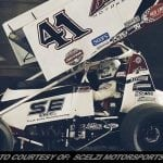 Giovanni Scelzi Excited For World Of Outlaws Debut This Weekend In Texas
