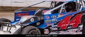 Tadd Parks Helps Bring 358-Modifed Championship At Can-Am Up To $5,000-To-Win