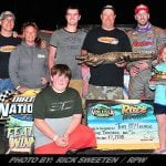 McCreadie Takes Home Big Gator From DIRTcar Nationals Running A Bicknell Race Car