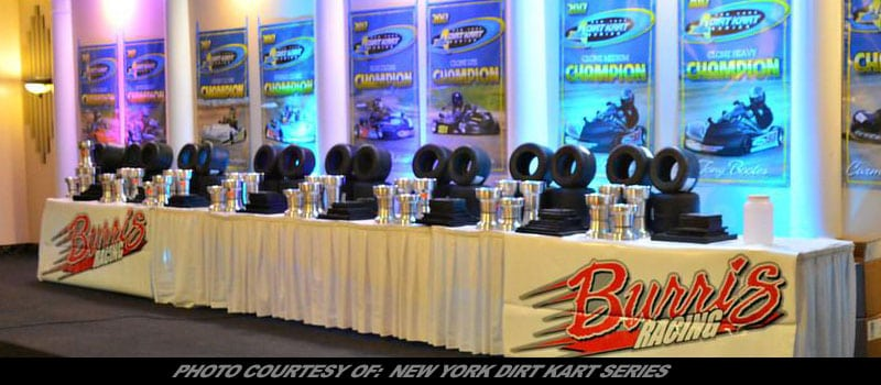 Burris Racing Steps Up For Further Support Of New York Dirt Kart