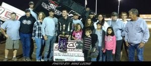 Colton Hardy Wires ASCS Southwest Opener At Canyon Speedway Park