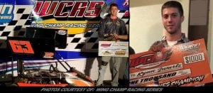 Get To Know The 2017 Wing Champ Racing Series Champion Ryan Swartz