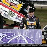 Tony Stewart Dominates At Magnolia For Frostbuster 150 Victory