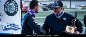 Industrial Tire of CNY Returns As Sponsor Of Sportsman Shootout At Fulton's Outlaw 200 Weekend