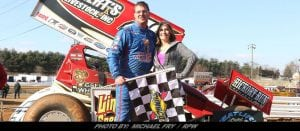 Danny Dietrich Outdualed Lucas Wolfe For 39th Career Win At Lincoln Saturday