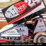 """Wolfe """"Preys"""" On The Field For Williams Grove Opener Win"""