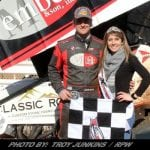 Lucas Wolfe Scores First Career Williams Grove Season Opener Sunday