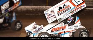 Brent Marks Preparing For Two World Of Outlaws Nights At Stockton Dirt Track
