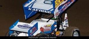 Sides Motorsports Garners Top 10 In Tulare With Tim Kaeding Behind The Wheel