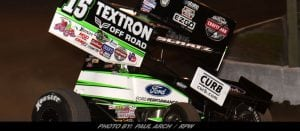 Donny Schatz Earns Podium Finish In World Of Outlaws Stop At Tulare