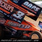 Brock Zearfoss Scores Top-Five At Williams Grove To Open 2018 Season