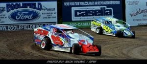 Egglefield Ford Returns To Support Airborne Park Speedway In 2018