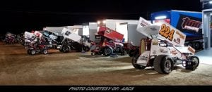 ASCS Sprint Cars Opening 2018 Season With Devil's Bowl Spring Nationals