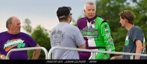 Manmiller Motoring South To Georgetown; Set To Begin Silver Anniversary Modified Season