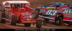 Tremont, Swartzlander & Rossell Selected To NE Dirt Modified Hall Of Fame For 2018