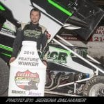 Roger Crockett Strikes First With ASCS At Devil's Bowl