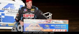 Von Dohren Takes Friday's Small Block Modified Main At Georgetown