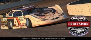 iRacing Announces Two World of Outlaws eSport World Championship Series